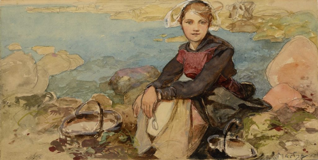 Bonjour, Monsieur Gauguin: Čeští umělci v Bretani 1850–1950 @ Palác Kinských